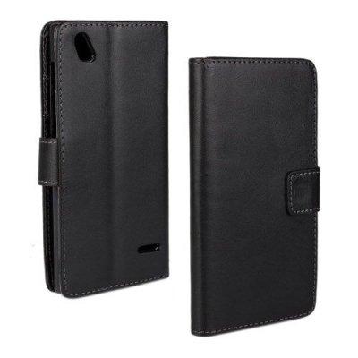 Plånboksfodral till ZTE Blade VEC 4G Svart - Folio
