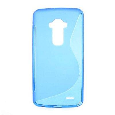 Flexibelt Skal S-Design till LG G Flex Blå