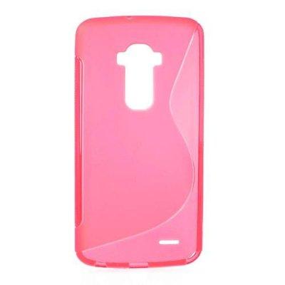 Flexibelt Skal S-Design till LG G Flex Rosa