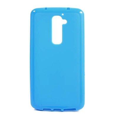 Flexibelt Skal LG G2 Blå