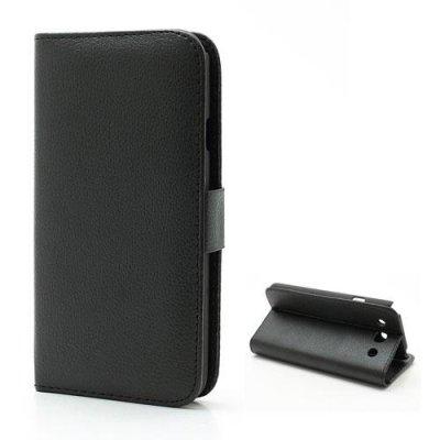 Plånboksfodral till LG Optimus G Pro svart