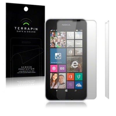 Displayskydd till Nokia Lumia 530 - 2-pack