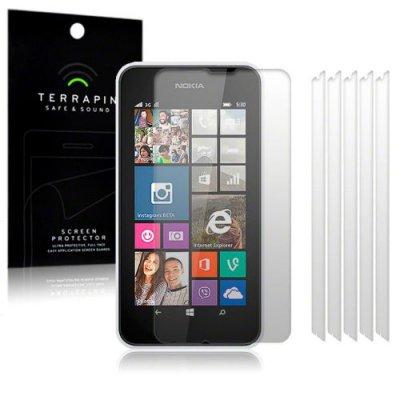 Displayskydd till Nokia Lumia 530 - 6-pack