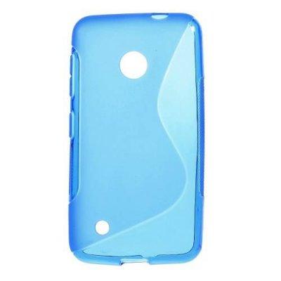 Flexibelt Skal S-Design till Nokia Lumia 530 Blå