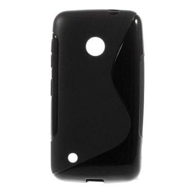 Flexibelt Skal S-Design till Nokia Lumia 530 Svart