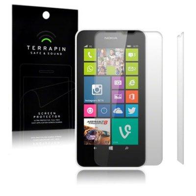Skärmskydd/Displayskydd till Nokia Lumia 630 & 635 - 2-pack