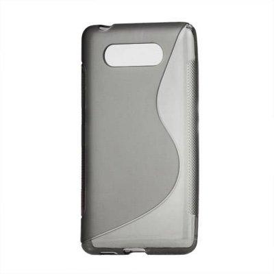 Flexibelt Skal S-Design till Nokia Lumia 820 Svart