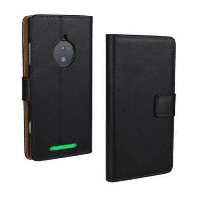 Plånboksfodral till Nokia Lumia 830 Svart