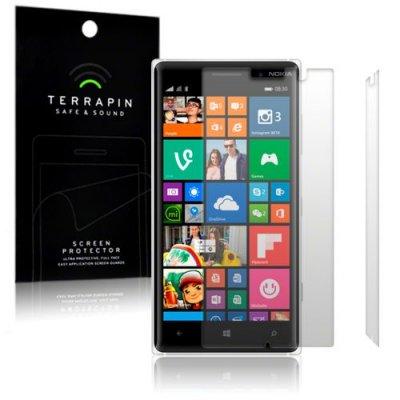 Skärmskydd/Displayskydd till Nokia Lumia 830 - 2-pack