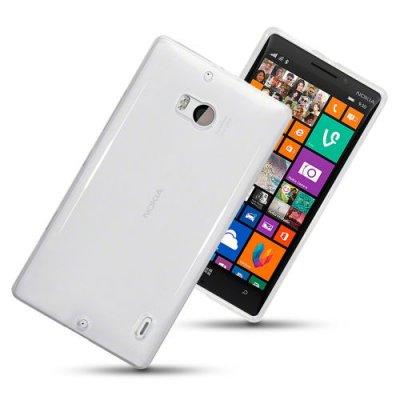 Flexibelt Skal till Nokia Lumia 930 Crystal Clear