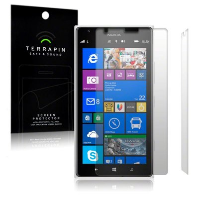 Displayskydd till Nokia Lumia 1520 2-pack