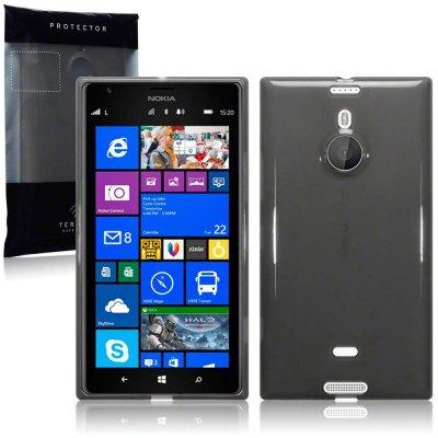 Nokia Lumia 1520 TPU Skal Svart