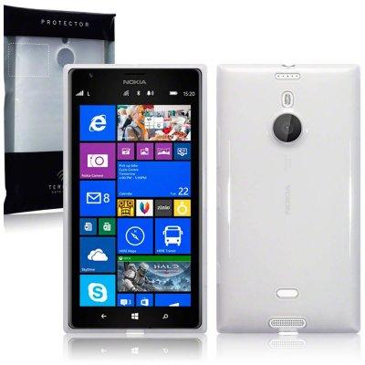 Nokia Lumia 1520 TPU Skal Vit