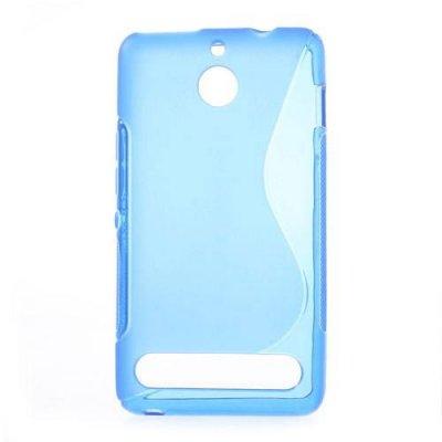 Flexibelt Skal S-Design till Sony Xperia E1 Blå