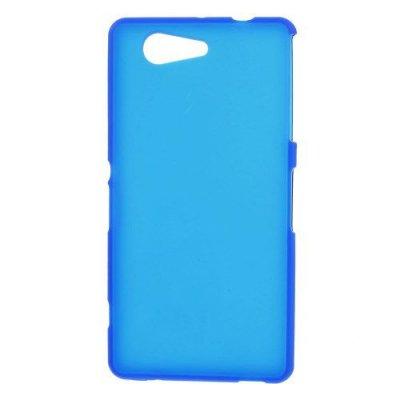 Flexibelt Skal till Sony Xperia Z3 Compact Blå
