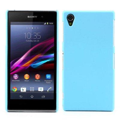 Skal till Sony Xperia Z1 Blå