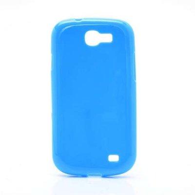 Skal till Samsung Galaxy Express Jelly Blue