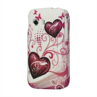 Skal till Samsung Galaxy Y Hjärta