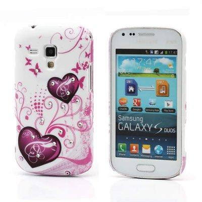 Skal till Samsung Galaxy Trend S7560/S7562 Hjärta