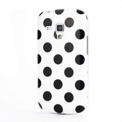 Skal till Samsung Galaxy Trend S7560/S7562 svarta prickar