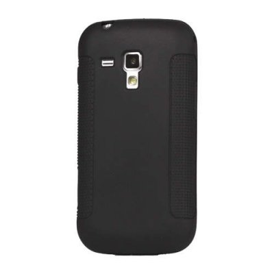Skal till Samsung Galaxy Trend S7560/S7562 TPU Svart