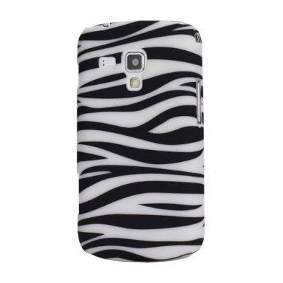 Skal till Samsung Galaxy Trend S7560/S7562 Zebra