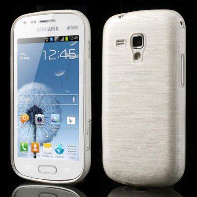Skal till Samsung Galaxy Trend S7560/S7562 Vit