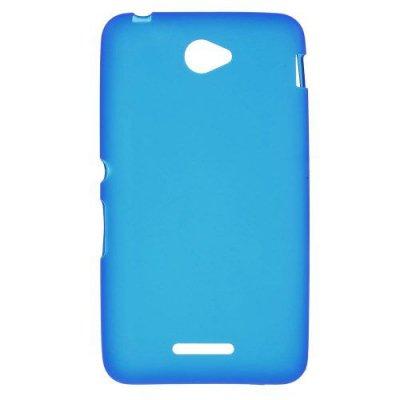 Flexibelt Skal till Sony Xperia E4 Blå