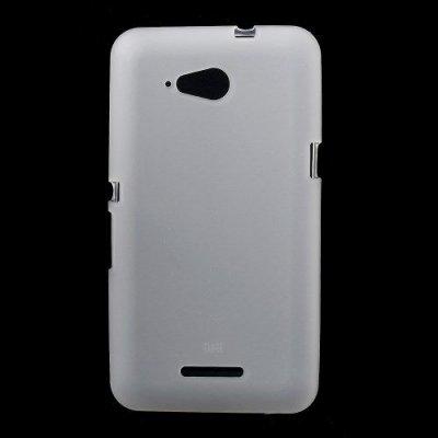 Flexibelt Skal till Sony Xperia E4g Vit