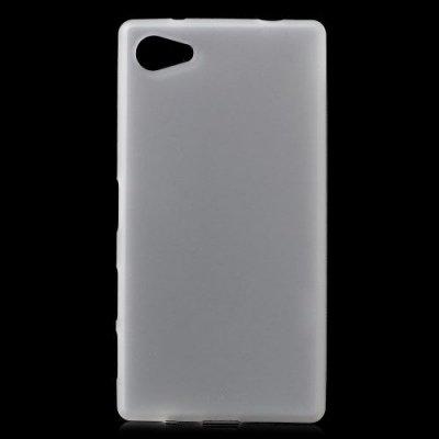 Flexibelt Skal till Sony Xperia Z5 Compact Vit