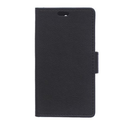 Plånboksfodral till Sony Xperia Z5 Svart