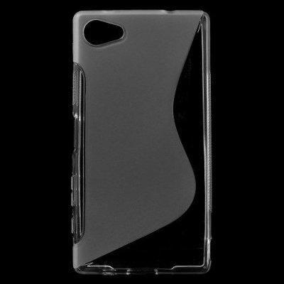 Flexibelt S-Design Skal till Sony Xperia Z5 Compact Transparent