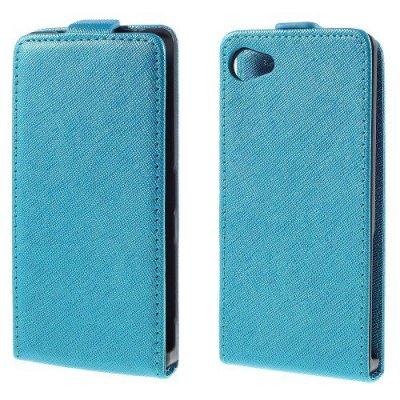Flipfodral till Sony Xperia Z5 Compact Blå