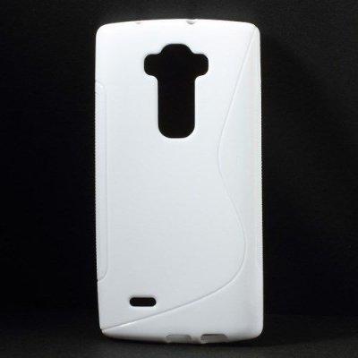 Flexibelt Skal S-Design till LG G Flex 2 Vit
