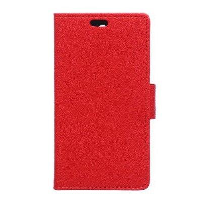 Plånboksfodral till Sony Xperia Z5 Röd