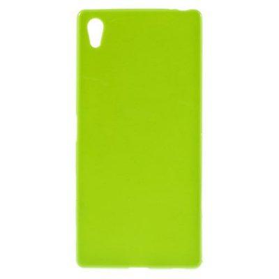 Flexibelt Skal till Sony Xperia Z5 Premium Grön