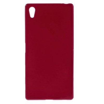 Flexibelt Skal till Sony Xperia Z5 Premium Röd