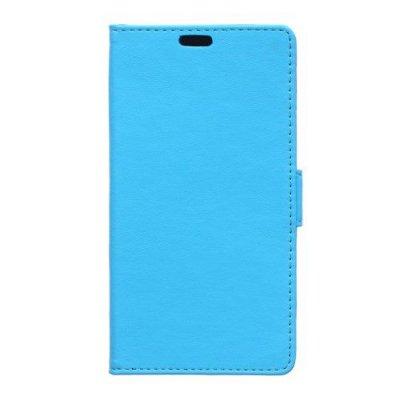 Plånboksfodral till Sony Xperia Z5 Premium Blå