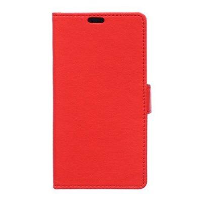 Plånboksfodral till Sony Xperia Z5 Premium Röd