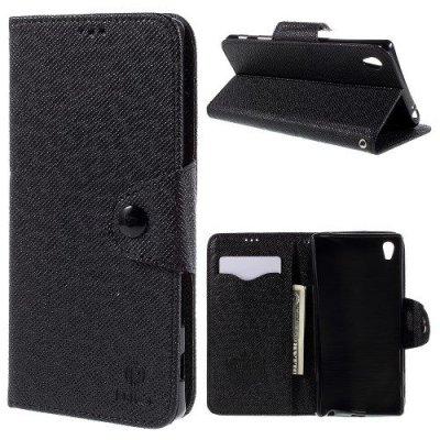 Plånboksfodral MLT till Sony Xperia Z5 Premium Svart