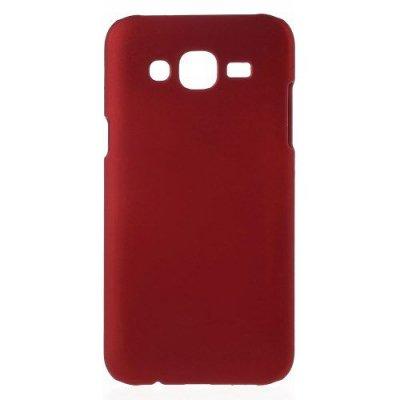 Hårt Skal till Samsung Galaxy J5 Röd
