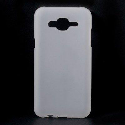 Flexibelt Skal till Samsung Galaxy J5 Vit