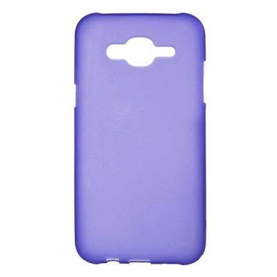 Flexibelt Skal till Samsung Galaxy J5 Lila