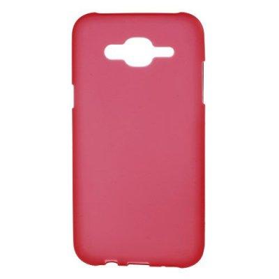 Flexibelt Skal till Samsung Galaxy J5 Röd