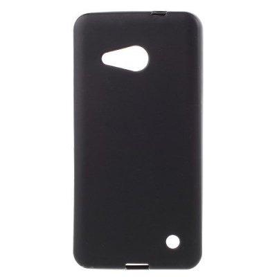 Flexibelt Skal till Microsoft Lumia 550 Svart