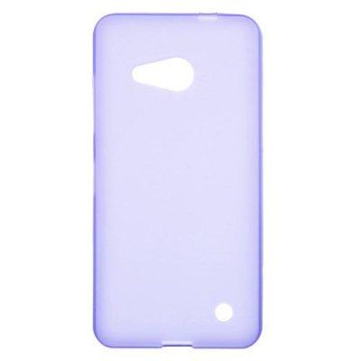 Flexibelt Skal till Microsoft Lumia 550 Lila
