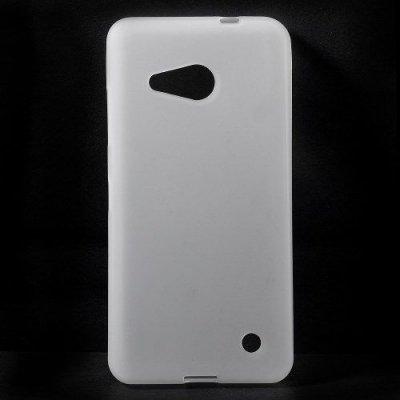 Flexibelt Skal till Microsoft Lumia 550 Vit