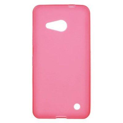Flexibelt Skal till Microsoft Lumia 550 Röd