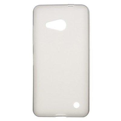 Flexibelt Skal till Microsoft Lumia 550 Grå