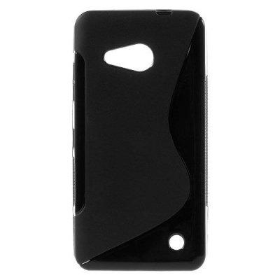Flexibelt Skal S-Design till Microsoft Lumia 550 Svart